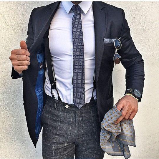 Principaux conseils pour assortir correctement vos chemises et vos Bretelles