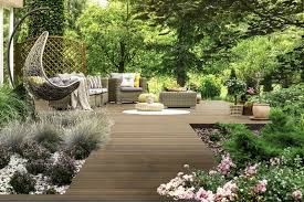 Les bons plans pour aménager un jardin tendance et confort