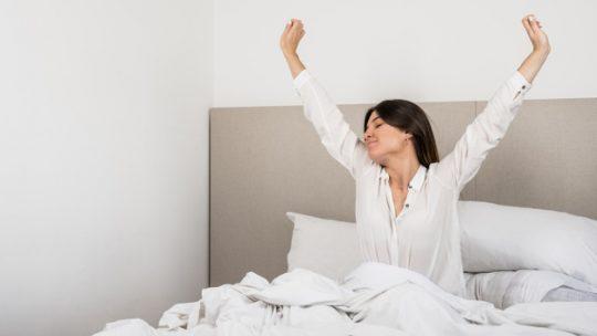 Une bonne nuit de sommeil est l'œuvre d'un bon matelas moelleux !