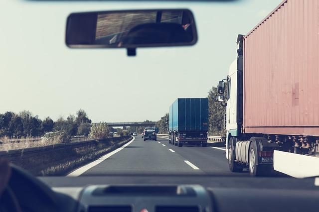 Zoom sur le métier associé au transport de marchandises léger